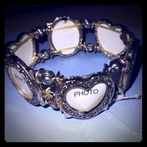 Jewelry - Silver Phot Bracelet